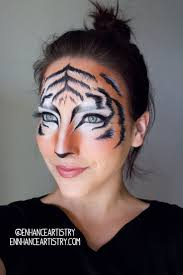 how to do cat makeup face best 25 tiger makeup ideas on cat