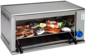 Salamander Kitchen Appliance Electric Grill Salamander Grill Tecnoinox Exploit Qsef2