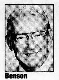 John Everett Benson (1921-2002) - Find A Grave Memorial