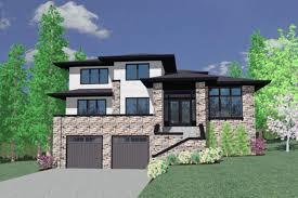 Modern Style House Plan 3 Beds 2 50 Baths 2310 Sq Ft Plan 509 49