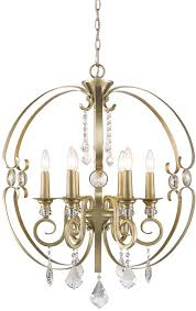 golden lighting 1323 6 wg ella white gold chandelier lamp loading zoom