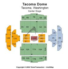 Tacoma Dome Monster Jam Seating Chart Cheap Tacoma Dome Tickets