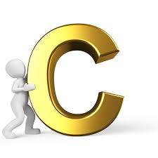 C, Letter, Alphabet, Alphabetically, Abc