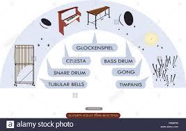 Tubular Bells Percussion Stock Photos Tubular Bells
