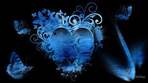 Blue Heart - 1920x1080 Wallpaper ...