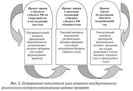 Внешний государственный финансовый контроль деятельности  В действующей редакции Бюджетного кодекса РФ указано что органы государственного муниципального финансового контроля созданные соответственно