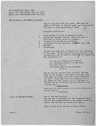 File Report For Week Ending July 11 1936 And Report For