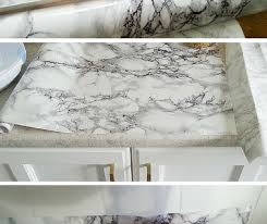 diy no paint faux marble with countertops plans coffee table faux marble