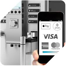 Coffee Vending Machines Canada Custom Coffee Vending Machines Telemetry And Cashless Payment Solution