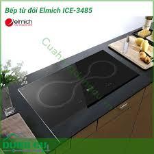 Bếp điện từ đôi Elmich ICE-3485