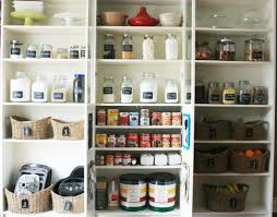 For Kitchen Organization White Ikea Billys To Update Pantry What Could I Used For The
