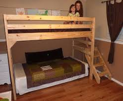 Bunk Beds With Stairs Bedroom Interesting Bunk Bed Stairs For Kids