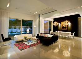 here this cream tile design contributes to creating a very modern space the space is sophisticated and filled with strong color contrasts clean lines living room floor tiles b37 floor