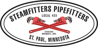 Pipefitters Local 455 St Paul Mn