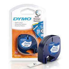 Amazon Com Dymo Letratag Labeling Tape For Letratag Label Makers