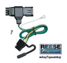 escalade trailer hitch wiring harness way t connector tow image is loading 99 00 escalade trailer hitch wiring harness 4