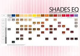 Redken Shades Chart 2018 26 Redken Shades Eq Color Charts Template Lab