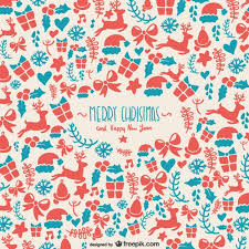 Christmas Pattern Mesmerizing Background Pattern For Christmas Vector Free Download