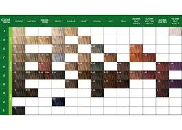 Essensity Colour Chart Pin By Melissa High On Hair Hair Color Permanent Hair