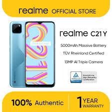 realme C21Y 4+645990, - Cyber Excalades