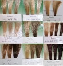 Essensity Colour Chart Essensity Hair Color Chart Sbiroregon Org