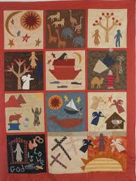 Log Cabin Quilter: Bible Quilt & I have admired the pictures I have seen of the antique Bible quilt made by Harriet  Powers. The style of this quilt reminds me of the style of Mrs. Powers' ... Adamdwight.com