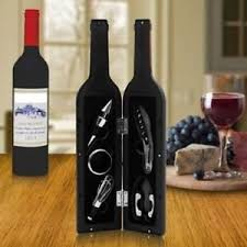 image is loading cork gift set 5 pc wine bottle