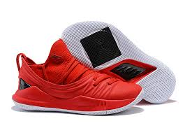 """Curry Up"""" Jordans 5 Sale """"fired Under 2018 New For – Red Armour black"""