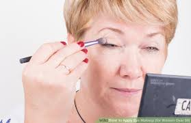 image led apply eye makeup for women over 50 step 8