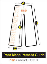 How To Size Dressthatman