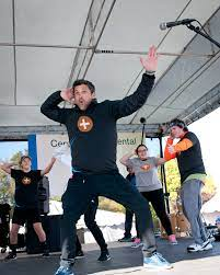 Patrick Dempsey coming to town to promote physically active philanthropy -  The Boston Globe