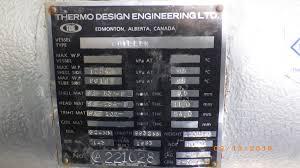 Thermo Design Engineering Alberta Armouree Refridge Pkg