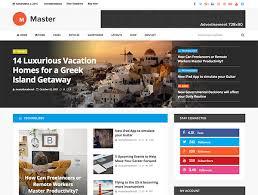 Wordpress Template Newspaper 15 Best Wordpress Themes For News Tech Sites In 2016