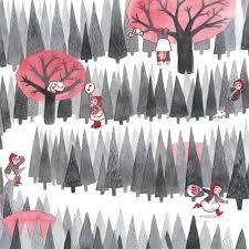 Wilma und Wolf - Rotkäppchen für Kleinkinder mit Illustration(en)