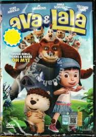 DVD ANIME Ava & Lala Tough Girls, Tigers & Bears O -  Music/Movies/Books/Magazines for sale in Semenyih, Selangor - Mudah.my