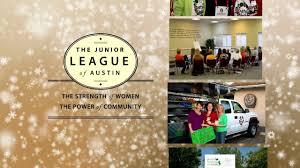 Junior League of Austin - A Christmas Affair - YouTube