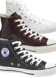 converse all star leather. example colour combinations converse all star leather hi c