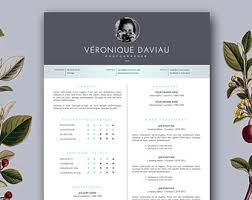 Free Unique Resume Templates Resume Templates Unique Artistic