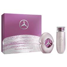 Mercedes benz the move 3.4 tester cologne. Mercedes Benz Woman 2 Piece Gift Set Tpb