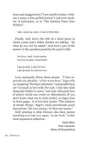 How To Title A Poem Bruce Sagers Portfolio Of Poems Short Stories And An Overblown