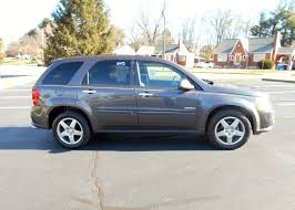 2008 Pontiac Torrent GXP AWD V6 2008 Pontiac Torrent 005 ...