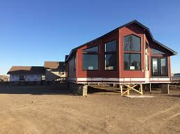 ready to move homes are conventional homes that are built at a factory these homes can be built for full basements crawl spaces pilings and grade beams