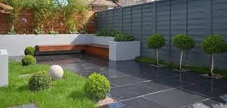 garden fence paint garden design