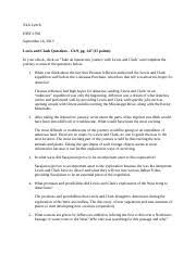 l essay hist oo alysse shattuck lewis and clark questions ch 2 pages hist 1700 l5 questions