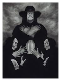 The official source for all your favorite wwe superstar merchandise in the united kingdom & europe   the official wwe euroshop The Undertaker By Randy Ortiz Editioned Artwork Art Collectorz