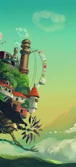Howl's Moving Castle Hayao Miyazaki ...