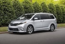 Toyota recalling 834,000 Sienna minivans due to sliding door ...
