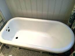 how to clean cast iron tub how to clean enamel tub little good information out there regarding the rehabilitation of a salvaged how to clean enamel tub