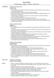 Oil And Gas Sales Resume Examples Field Sales Resume Samples Velvet Jobs 14