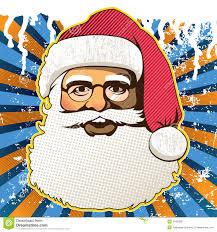 vintage santa claus face clipart. Delighful Clipart Retro Santa Claus Face In Vintage Santa Claus Face Clipart E